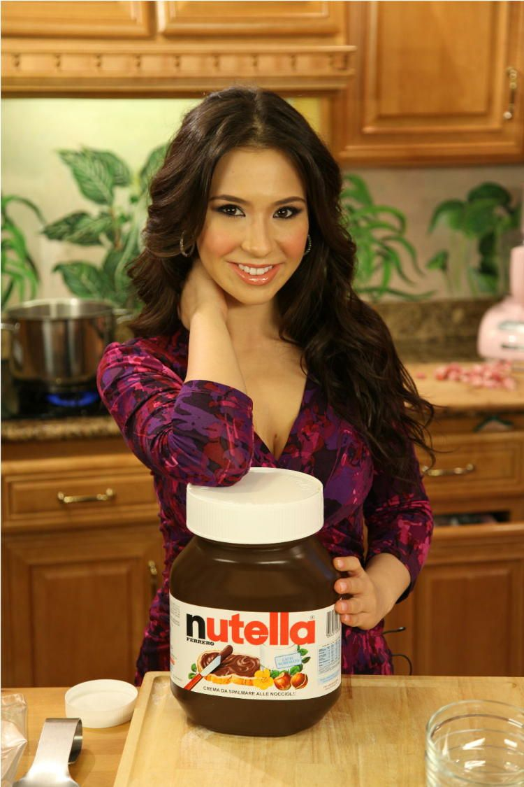 My BIG Nutella Jar