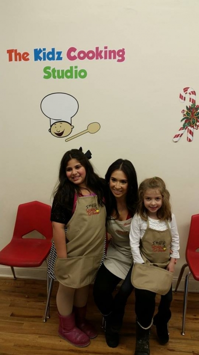 The Kidz Cooking Studio Easter Event
