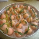 Aren't these so cute? Now is the time you start making them... let's get Cooking! Here is the Recipe:  http://www.cookingwithnonna.com/italian-cuisine/pesche-italian-peach-cookies.html
