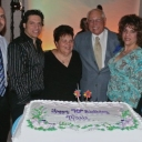 OUR FAMILY AT MY 70TH BIRTHDAY