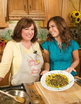 Cooking with Nonna Rosalia Caravella
