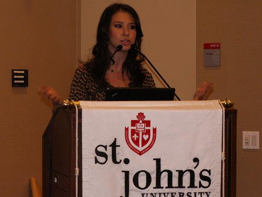 Back to my Alma Mater - St. John's University