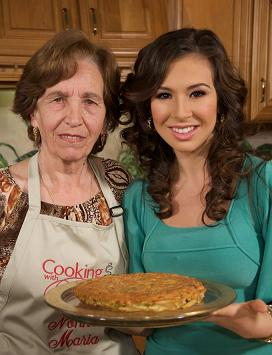 Cooking with Nonna Maria
