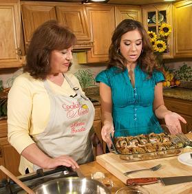 Cooking again with Nonna Rosalia Caravella