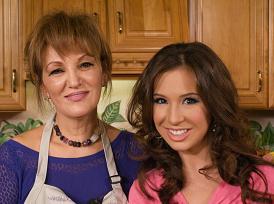 Cooking with Nonna Yolanda Agostino