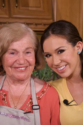Cooking with Nonna Yolanda Calligaro