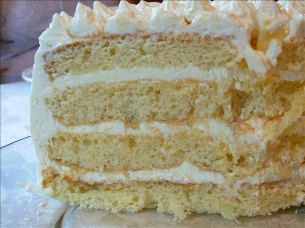 Butterscotch Mascarpone Cream Layer Cake Recipes — Dishmaps