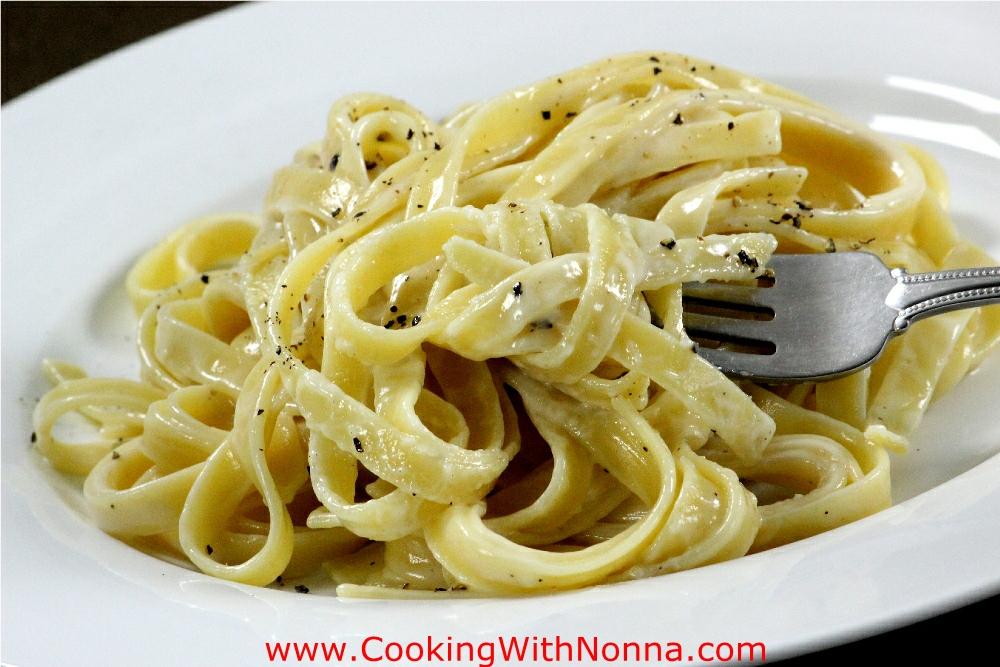 how to make shrimp alfredo pasta like olive garden