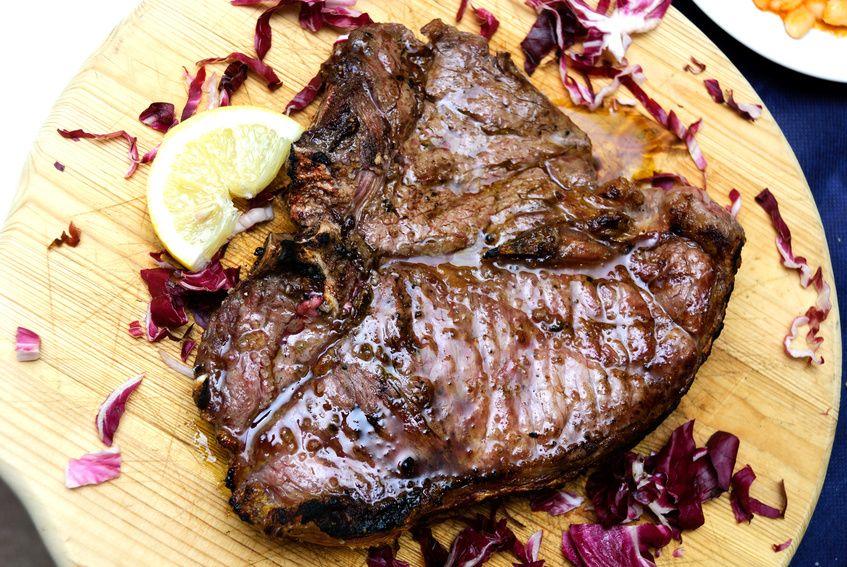 Bistecca alla Fiorentina - Steak