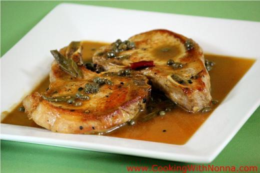 Recipe image for Italian entree recipes