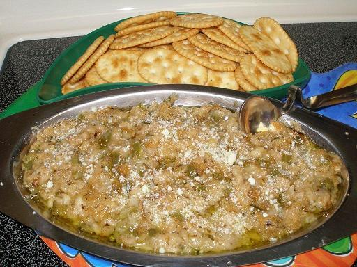 Clam Dip Recipe — Dishmaps