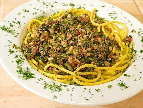 Pasta with Sardines - Pasta con Sarde