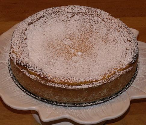 Italian Ricotta Cheesecake Recipe Ricotta cheesecake