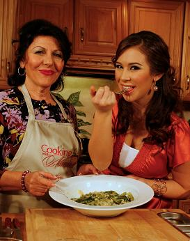 Cooking with Nonna Anna