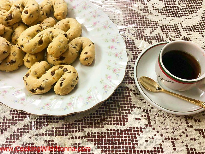 Chocolate Chip Orange S Cookies