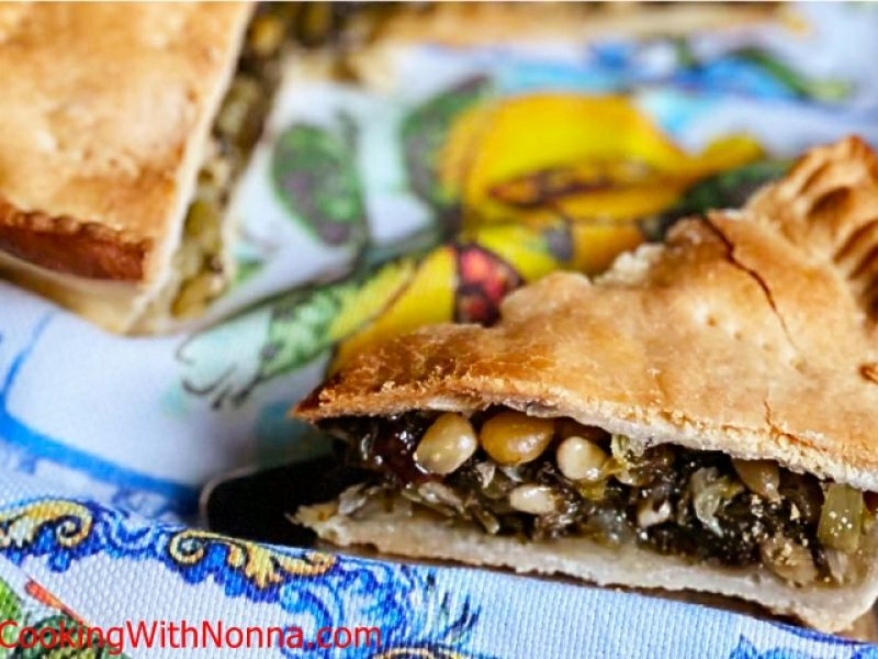 Escarole Pie