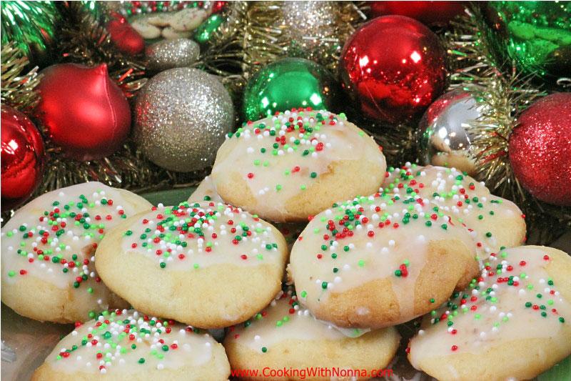 italian ricotta cookies cooking with nonna - List Italian Christmas Cookies