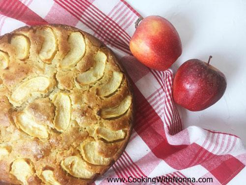 Nonna S Italian Apple Cake Recipe