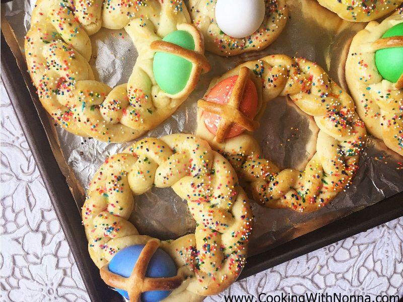 Easter Bread - Gurrugulo - Scarcella