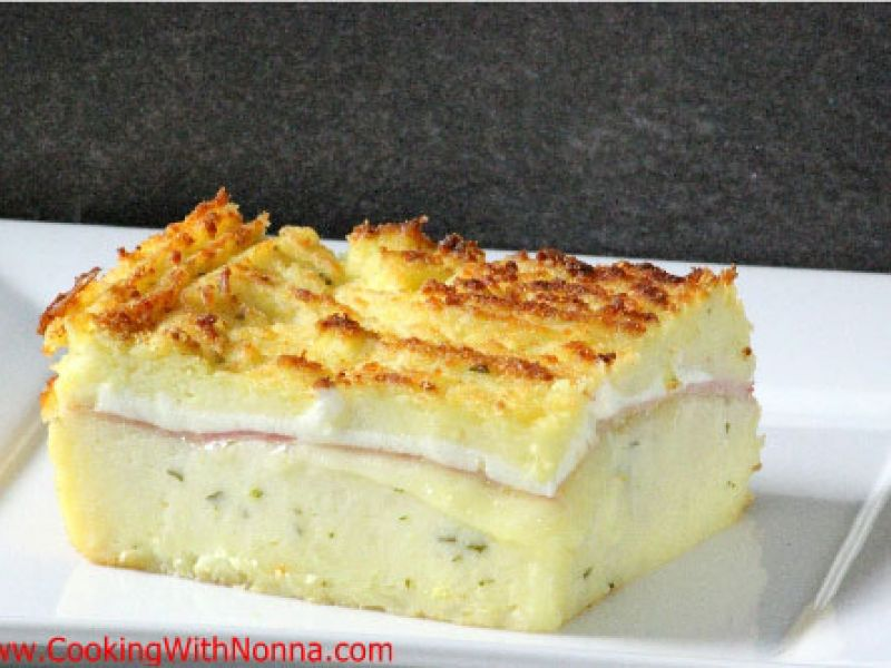 Potato Gateau - Gatto`