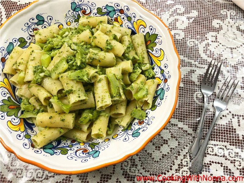 Rigatoni with Broccoli