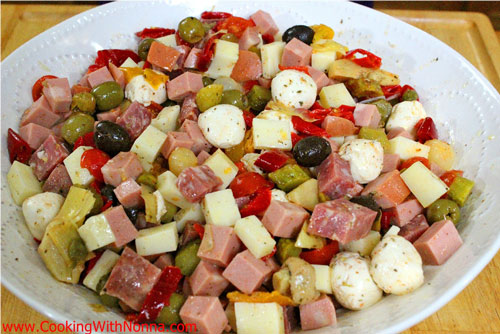 Image result for antipasto
