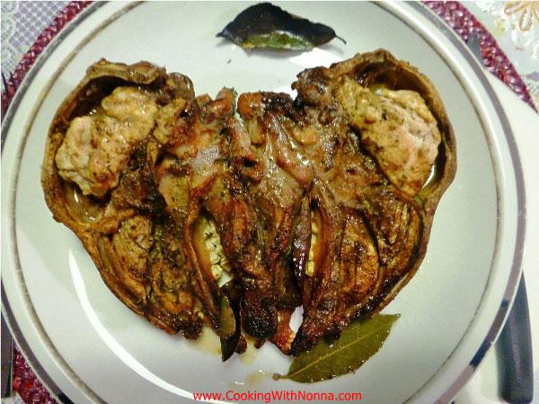 Capuzzelle Lamb S Head Alla Barese