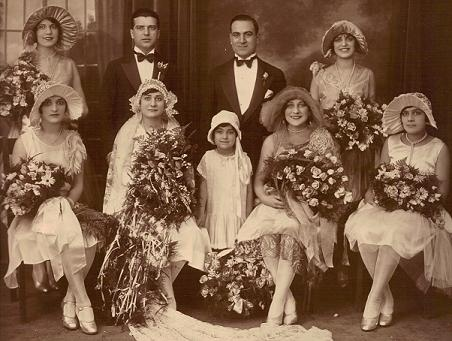 Nonna's Wedding Day