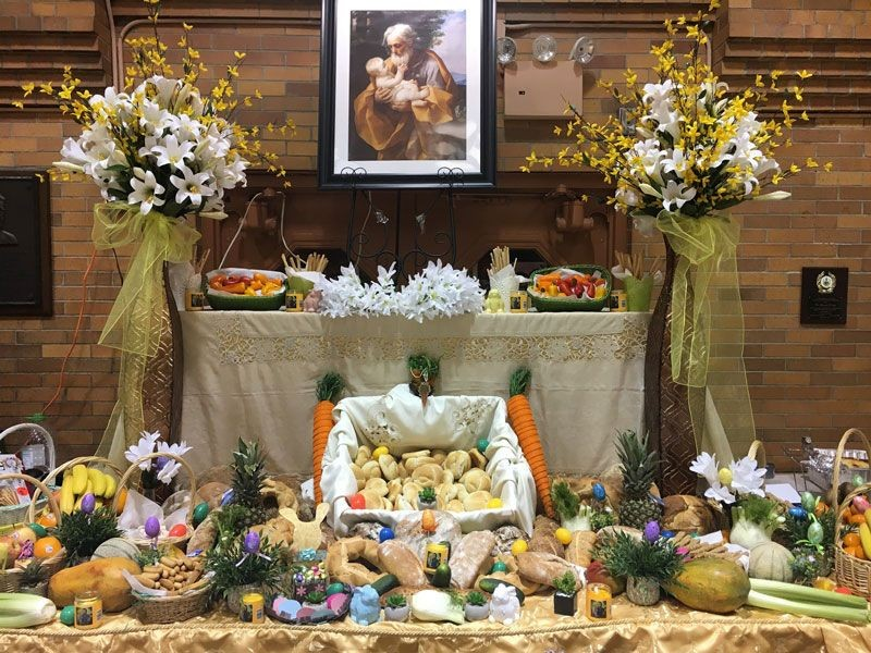 St. Joseph's Day Celebration