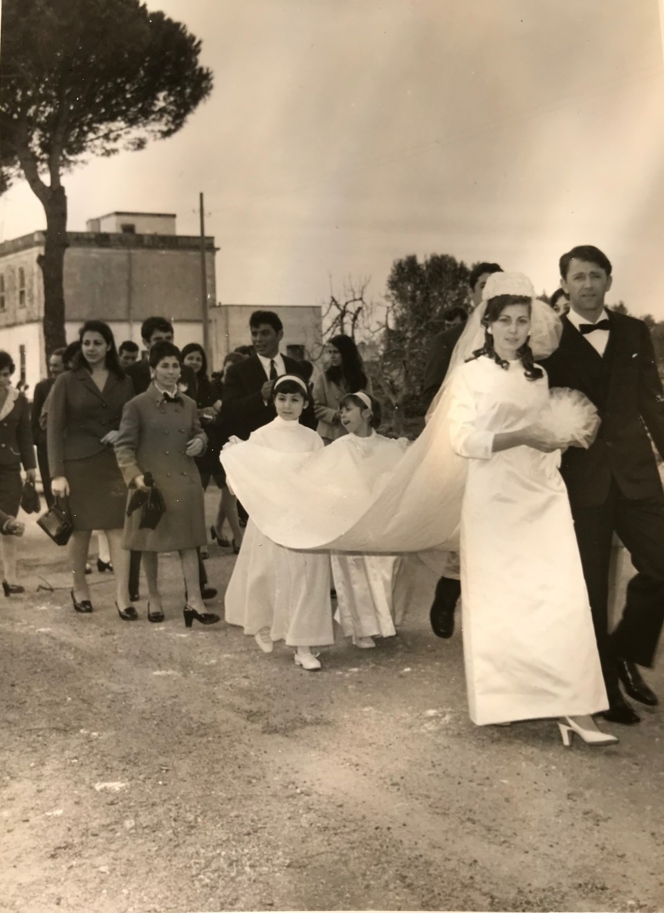 My parents - February 10, 1968<br />Lecce Italy