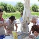 Sicily Tour 2015 - Pasta Making Class at Ramo D'Aria