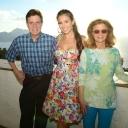 080 Silvio, Rossella and Paula at the Villa