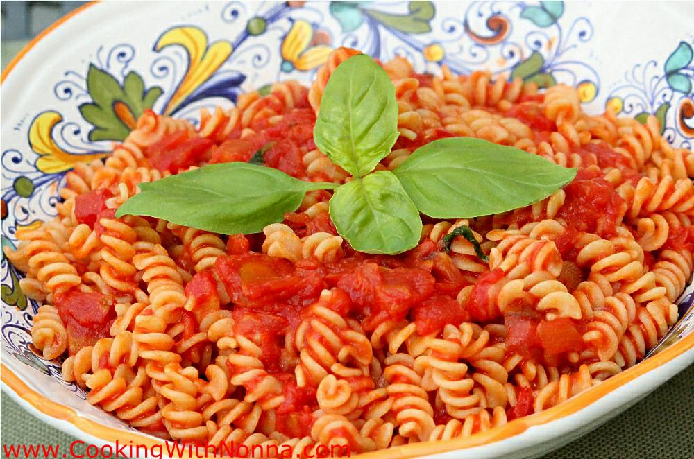 Basic Italian Food Recipes