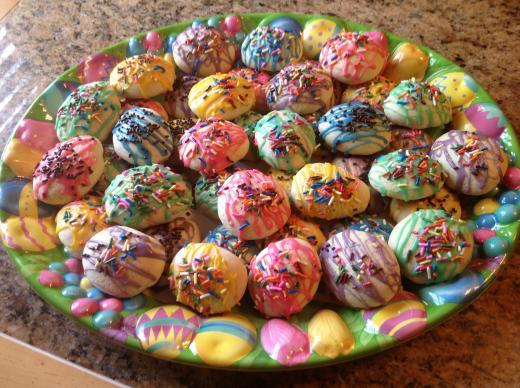 Italian Easter Egg Cookies