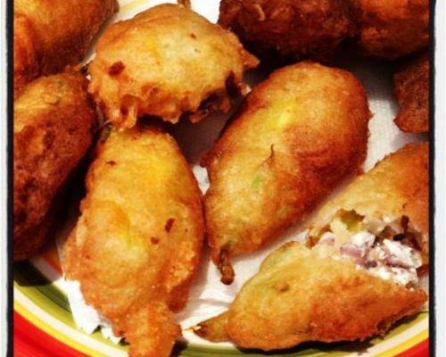 Fiori Fritti di Zucchini
