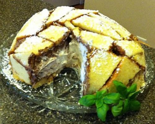 Duomo Cake