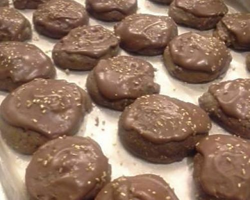 Chocolate Ricotta Cookies