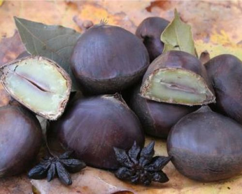 Boiled Chestnuts - Castagne Bollite