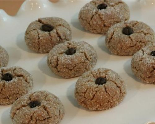 almond coffee cookies - List Italian Christmas Cookies