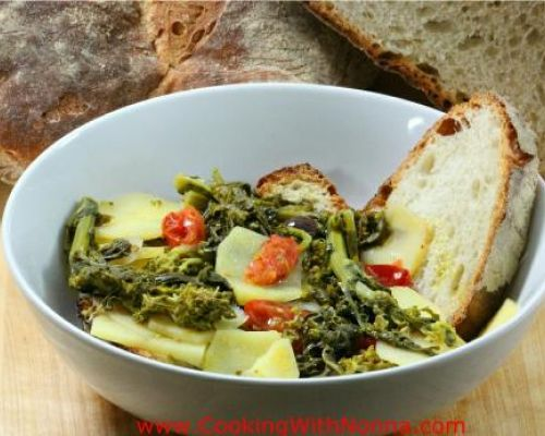 Cialda Calda - Hot Bread Salad