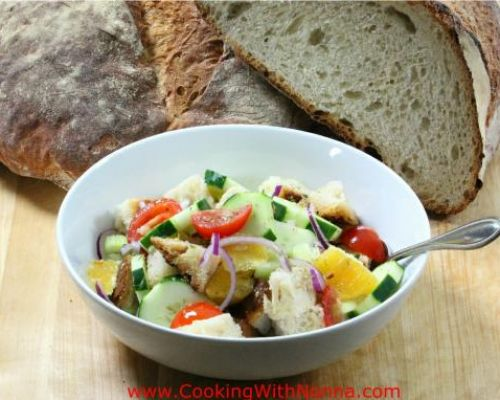 Cialda Fredda - Cold Bread Salad