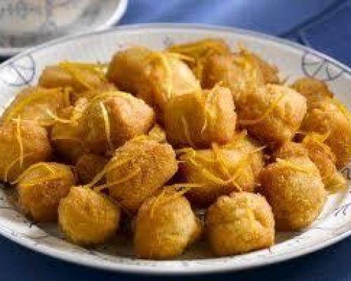 Pignoccata or Pignolata