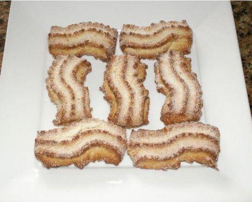 Biscotti a Riccio - Curled Cookies