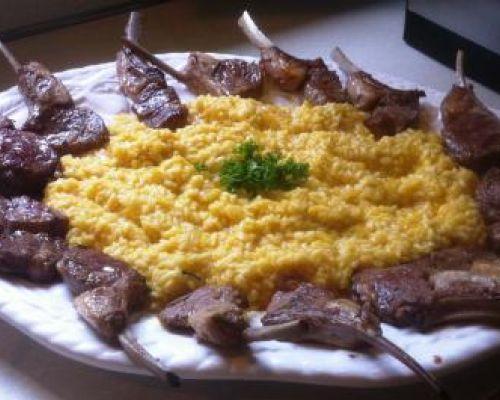 Lamb Chops Magnifico