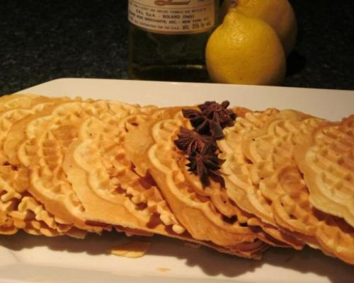 Pizzelle for the Holidays