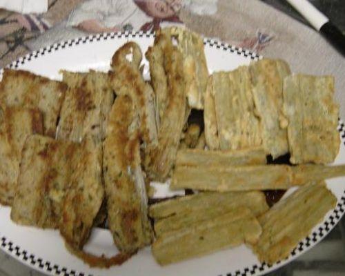 Fried or Baked Cardone