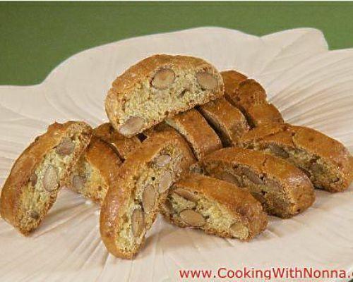 Cantucci Baresi - Almond Biscotti