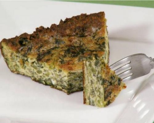 Frittata with Broccoli Rabe