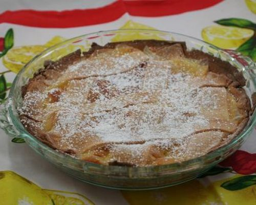 Lemon Pie - Crostata di Limoni