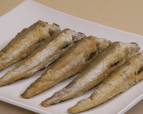 Fried Whiting - Merluzzi Fritti